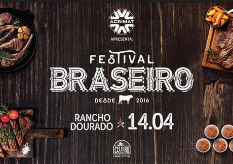 FESTIVAL BRASEIRO - 14 de Abril Cuiabá