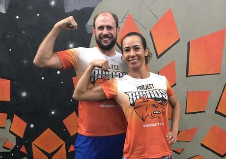 Dois rondonopolitanos estão entre os 100 melhores do Crossfit mundial, na categoria iniciantes