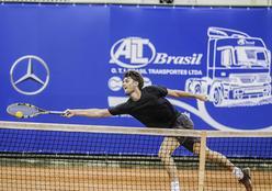 Estadual de tênis inicia nesta quinta-feira em Primavera do Leste