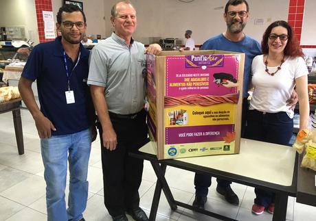 Siar-Sul promove arrecadação de donativos com a campanha Panificação Solidária