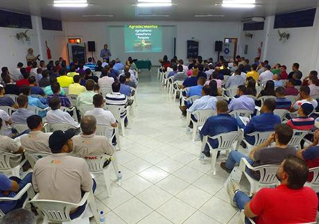 Mais de 1200 pessoas participam da Rodada Técnica Aprosmat em seis cidades de Mato Grosso