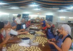 Priorizando o voluntariado, Feijoada de Inverno firma parceria com a cozinha de Sant'Ana