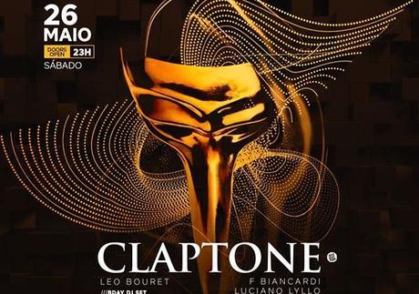 VOZZ CUIABÁ - Claptone 26 de Maio