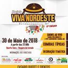 VIVA NORDESTE - 30 de Maio