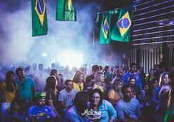"""""""Mata-mata"""" entre Brasil e Bélgica nas quartas de final terá transmissão especial e 16 horas de festa no Malcom"""