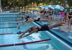Sábado e domingo Caiçara Tênis Clube recebe 4ª etapa de estadual de natação