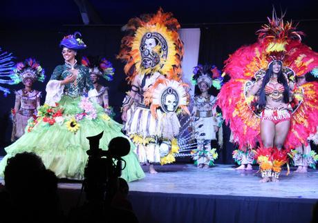 Grupo Flor Ribeirinha encerra o Festival de Montoire na França