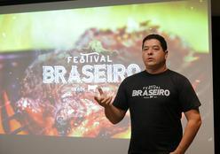 Maior festival de carnes nobres do país promove sete horas ininterruptas de churrasco neste sábado