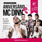 Aniversário Mc Dinn - 11 de Janeiro - OffGarden