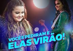 Maiara e Maraisa prometem agitar a maior casa de shows de Cuiabá – 19 de Janeiro
