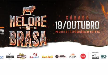 Nelore na Brasa - 19  de Outubro - Cuiabá-MT