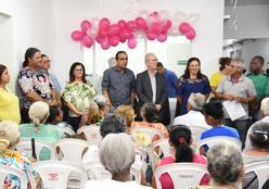 Campanha 'Bem Me Quer' em Cuiabá dá início às ações do 'Outubro Rosa' e 'Dia do Idoso'