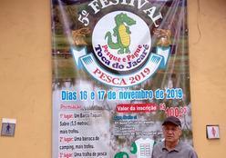 5º Festival de Pesca no Pesque Pague será realizado em Rondonópolis