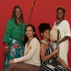 Líricas Negras traz quatro vozes e percussão a Poconé em apresentação gratuita