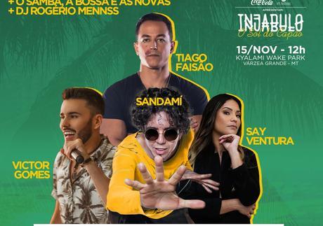 INJABULO - O SOL DO CAPÃO - 15 de Novembro