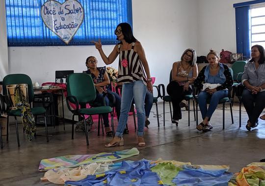 Projeto Conviver para Conhecer finaliza ações em Rondonópolis