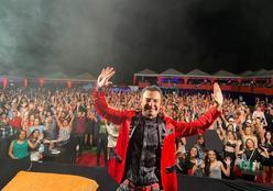 Dinivaldo Lima da um show de organização na Piracicaba edição 20 anos