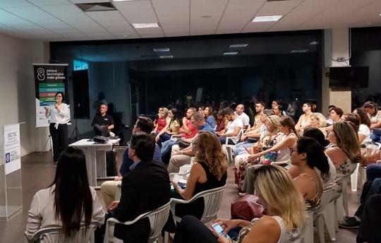 Café no Parque debate tecnologia e inovação na saúde
