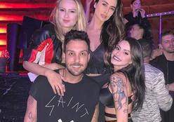 Ex-Mulher do sertanejo Fernando Zor vive romance com Empresário da Melim