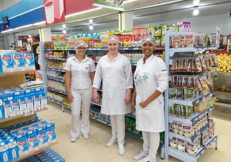 Supermercado disponibiliza nutricionistas para orientar clientes na hora das compras