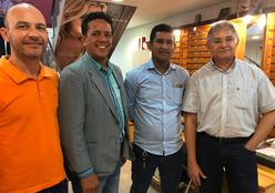 Representantes de Nobres solicitam apoio do Conselho Empresarial de Turismo e Hospitalidade da Fecomércio-MT