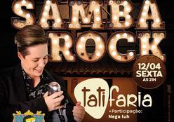 Samba Rock - 12 de Abril - Casario