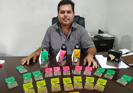 Empreendedor aposta em gestão de negócios ao investir no mercado de chocolates artesanais