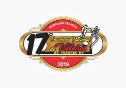 31 de Maio - Encontro de Violeiros 2019 - Poxoreu/MT