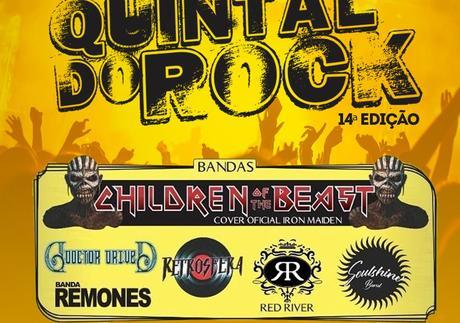 18 de Maio - 14º Quintal do Rock - Rondonópolis/MT