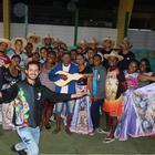 O Festival de Siriri de Cuiabá está de volta com o Grupo Flor Ribeirinha