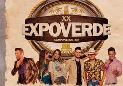 20ª Expoverde - 10 de julho - Campo Verde/MT