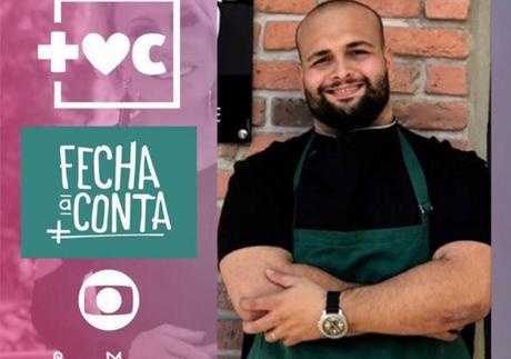 """Chef cuiabano vence competição do reality """"Fecha a Conta"""""""