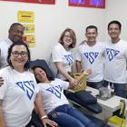 Ex-alunos do São Gonçalo se unem para doação de sangue em Cuiabá