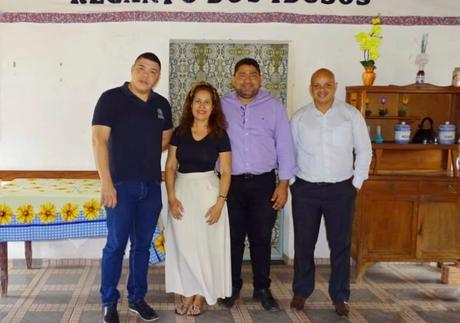 """Escola do Legislativo implantará projeto """"Um Dedo de Prosa"""" no Recanto dos Idosos"""