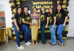 Agosto Dourado: evento dá início às atividades em prol do aleitamento materno em Cuiabá