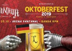 4ª edição Oktoberfest Louvada 2019 - Cuiabá MT