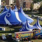 Estreia em Rondonópolis - Circo Internacional Kroner - 13 de Setembro