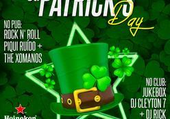 """Malcom celebra """"St. Patrick's Day"""" neste sábado"""