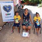 LBV doa cestas de alimentos e leva esperança a famílias cuiabanas
