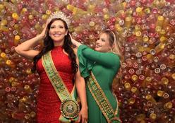 Matogrossense foi coroada a Mais Bela Mulher Casada do Brasil