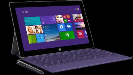 SurfacePro Windows 10