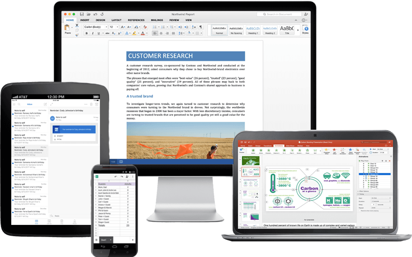 office 365 home for business use
