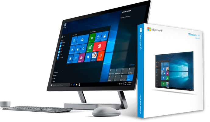 Pc plus Box Windows10