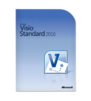 MS Visio 2010 Standard