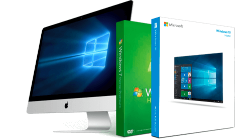 MS Windows7 and MS Windows10 package