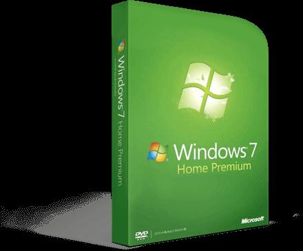 Windows 7 for Home Premium