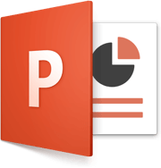 MS Power Point Icon