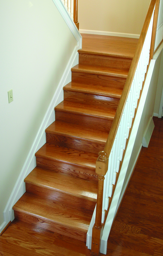 Hardwood Stair Overlay System For Residential Pro