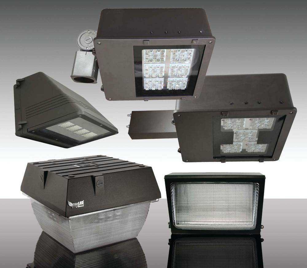 LED Outdoor Lighting Fixtures