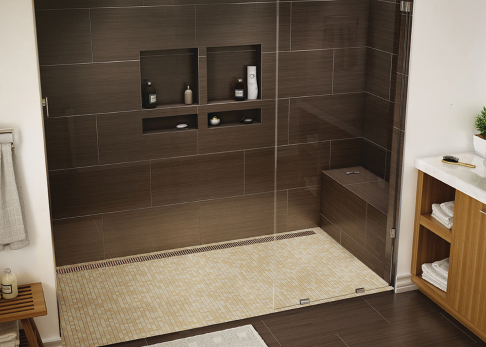 Tile Redi Shower Base For Residential Pros